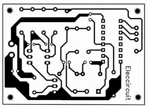 cd4060 timer circuit 22 second to 4 hour eleccircuitcom With pcb circuit project