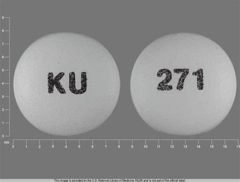 KU 271 Pill Images - Pill Identifier - Drugs.com