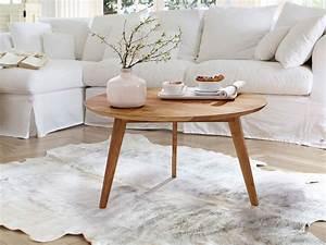 Couchtisch Rund Weiß Holz : austin couchtisch rund 70 cm kernbuche ~ Bigdaddyawards.com Haus und Dekorationen