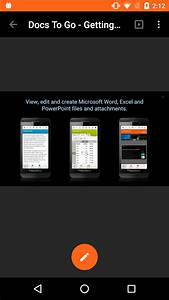 blackberry docs to go android apps on google play With documents to go for blackberry