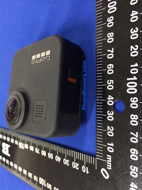gopro max camera leaked photo rumors
