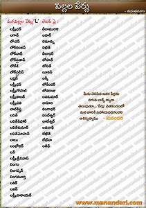 tags telugu baby boys names starting with l letter With s letter names