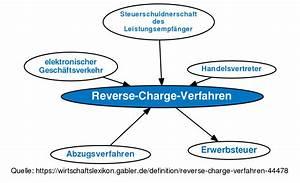 Rechnung Reverse Charge : reverse charge verfahren definition im gabler wirtschaftslexikon online ~ Themetempest.com Abrechnung
