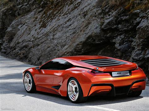 Bmw M1 Homage Concept Car Exotic Car Picture #25 Of 50