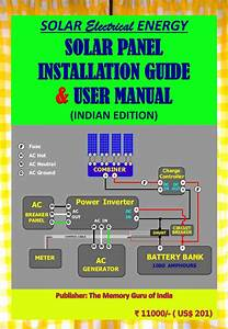 Solar Panel Installation Guide  U0026 User Manual  Indian