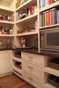 Regal Für Speisekammer : organisieren speisekammer schubladen regale idee speisekammer pinterest speisekammer ~ Markanthonyermac.com Haus und Dekorationen