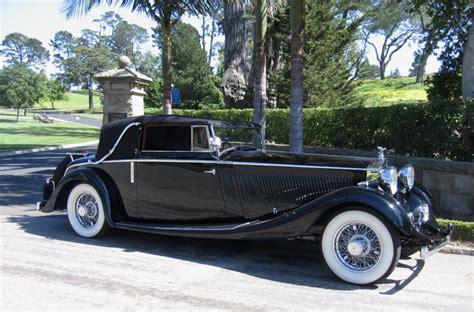 1935 Rolls Royce Phantom by 1935 Rolls Royce Phantom Ii Http Www Charlescrail