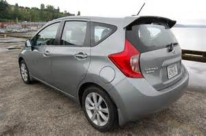 2014 Nissan Versa Note Test Drive - AutoNation Drive ...