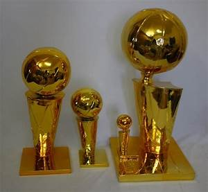 Nba Championship Trophy Replica New O U0026 39 Brien National Basketball Association Gift