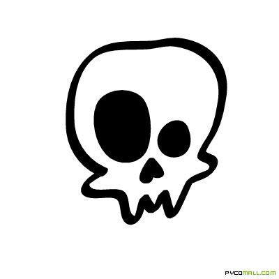 cartoon skull vector art vector arts skull