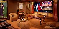 home game room Upscale Home Decor For Your Game Room - The Fashionable Housewife