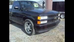199  Chevy Silverado 454 Ss Clone-hd Video