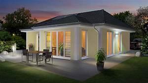 Kleinen Bungalow Bauen : der bungalow 92 ihr massivhaus von town country haus ~ Sanjose-hotels-ca.com Haus und Dekorationen