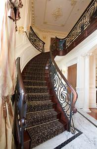 Carpet Tiles For Stairs That Are Safe And Pretty