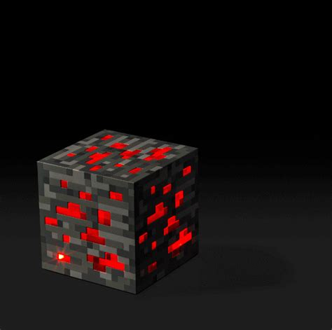 Lit Redstone L Minecraft by Minecraft Light Up Redstone Ore Eclectic Table Ls