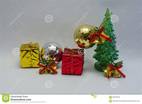 the gift of christmas day stock photo image 62642040