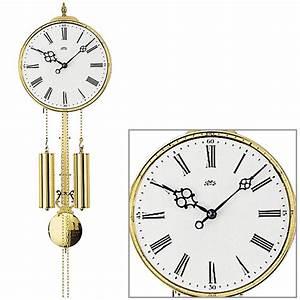 Wanduhr Mit Pendel : ams 348 wanduhr regulateur 8 tage bim bam schlagwerk auf ~ Watch28wear.com Haus und Dekorationen