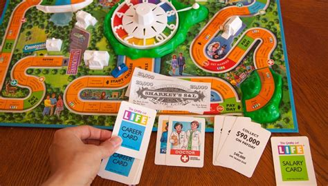 Don't see one of your favorites? Rules for the Milton Bradley Life Game | Our Pastimes