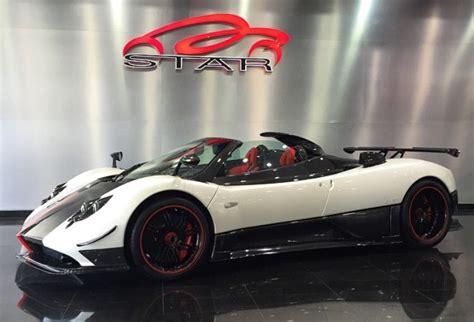 Pagani Zonda Cinque Roadster #3 Of 5 For Sale In Dubai
