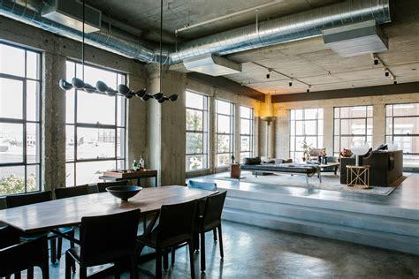 arts district loft  marmol radziner archiscene
