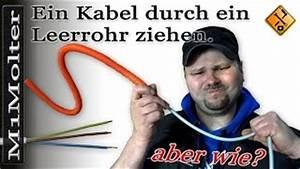 Kabel Durch Leerrohr Ziehen Werkzeug : m1molter der heimwerker ~ Michelbontemps.com Haus und Dekorationen