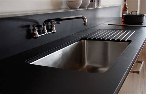 kitchen sink built into countertop remodeling 101 paper composite countertops for the