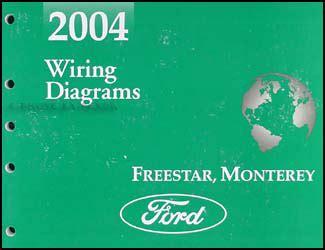 ford freestar mercury monterey wiring diagram