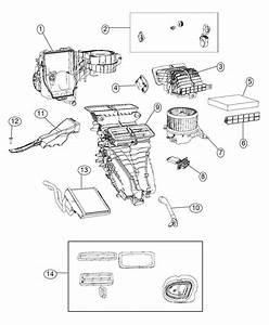 2017 Ram Promaster City Wagon Slt Core  Heater   Air