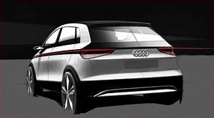 Audi A2 Interieur : audi a2 concept le retour de la fille indigne blog automobile ~ Medecine-chirurgie-esthetiques.com Avis de Voitures