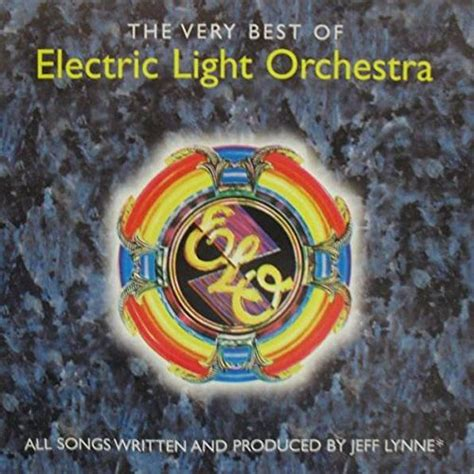 electric light orchestra the very best of electric light