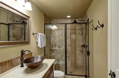 finished bathroom ideas basement bathroom shower transitional basement denver by finished basement company