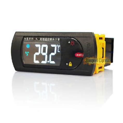 12v car auto air conditioner temperature controller ebt