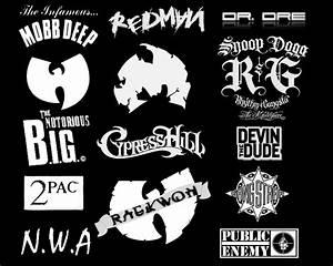 Kick ass hiphop logos by MRUNSERIOUS on DeviantArt
