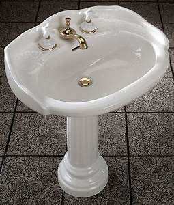 Pedestal Sinks  Counter