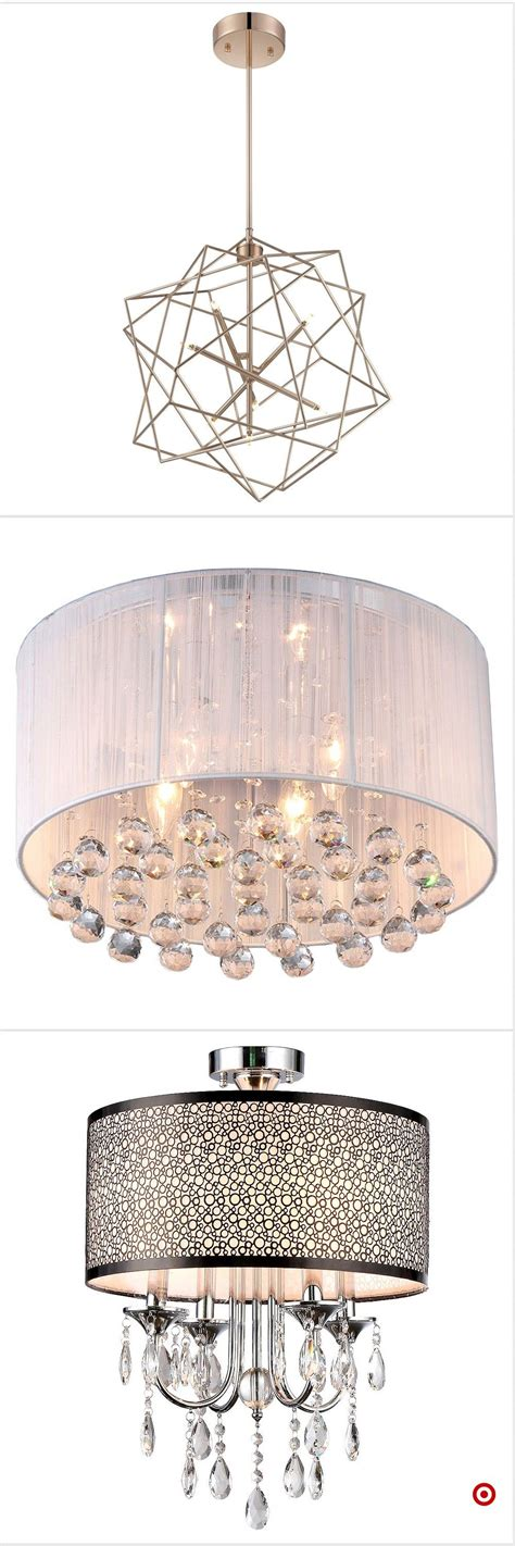 target chandelier l shop target for ceiling lights you will at great low