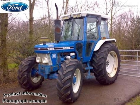ford  mark ii ford machinery specifications