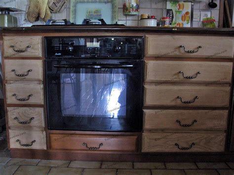 forum de cuisine problème meubles de cuisine en chêne plus clair et pas