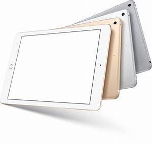 Apple stellt neues iPad mit 9,7 Zoll vor – Hartware