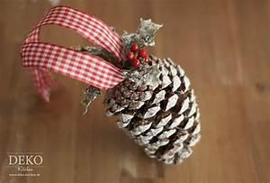 Künstliche Zweige Für Bodenvase : weihnachtsdeko basteln h bsche deko aus zapfen deko kitchen ~ Orissabook.com Haus und Dekorationen