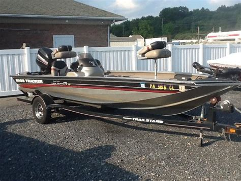 Bass Tracker Boats For Sale In Pennsylvania by 2000 Tracker Pro Team Boats For Sale In Pennsylvania
