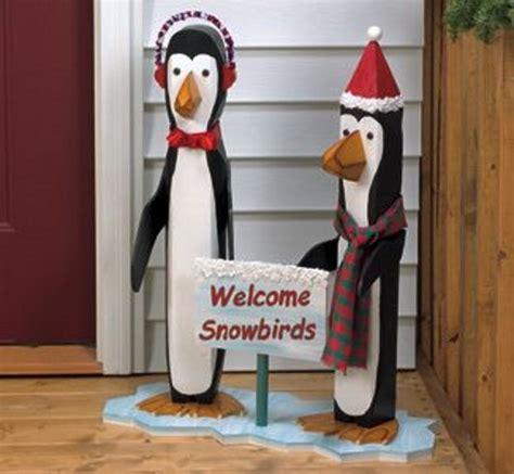 penguin christmas decor billingsblessingbagsorg