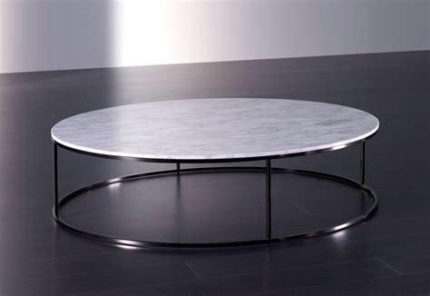 bloom coffee table  metal frame meridiani luxury