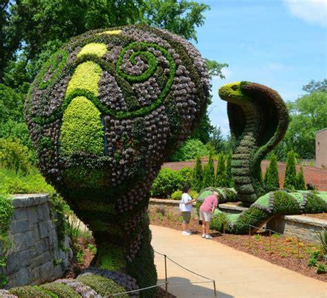 Der Garten Kunst by Gartenfiguren Aus Pflanzen Wunderliche Gartenkunst In