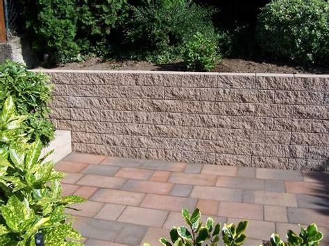 Nabbefeld & Schages  Garten Und Landschaftsbau Stützmauer