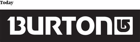 How Burton Snowboards Logo Reinforced Their Business ...