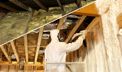 prevent mold  spray foam insulation