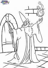 Wizard Coloring Pages Presidents Evil Spell Resident Getcolorings Printable Pre Getdrawings Colorin Colorings sketch template