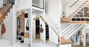 Amenager Sous Escalier : 24 ideas for optimizing the space under staircase ~ Voncanada.com Idées de Décoration