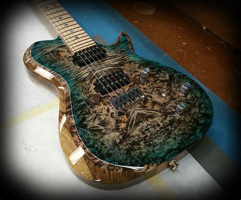 Kiesel Guitars Carvin Guitars Scb6 (single Cut Bevel