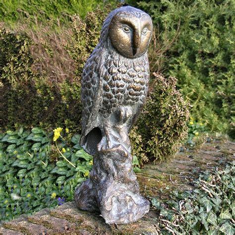 owl garden statue owl garden statue